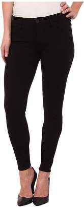 KUT from the Kloth Mia Toothpick Skinny Ponte Pant in Black Women's Jeans