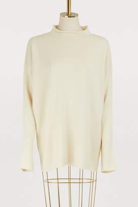 Mansur Gavriel Alpaca and silk sweater
