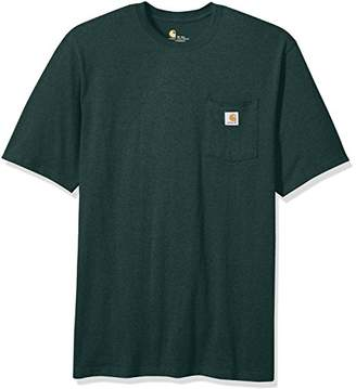 Carhartt Men's Big and Tall Workwear Pocket Short-Sleeve T-Shirt