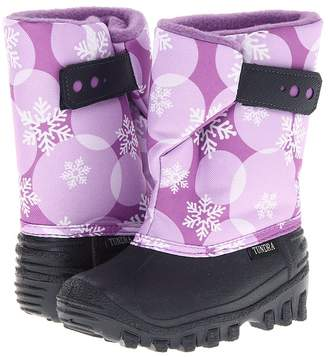 Tundra Boots Kids Teddy Girls Shoes