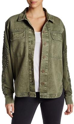 Volcom Matadora Military Shirt Jacket $89.50 thestylecure.com