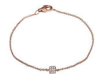 Lee Jones Collection Fairy Dust Friendship Bracelet - Rose Gold