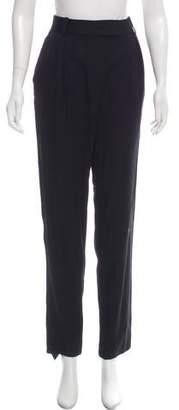 Pallas High-Rise Wool Pants
