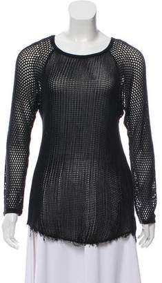 Etoile Isabel Marant Knit Long Sleeve Top