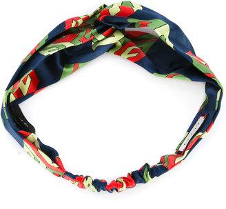 GG Wallpaper print headband