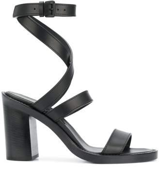 Ann Demeulemeester strappy sandals