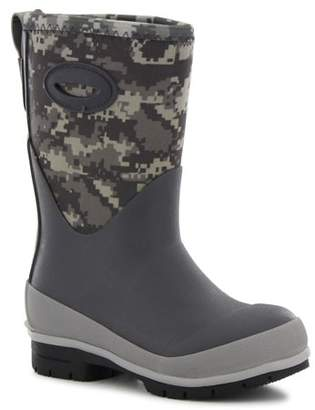 Western Chief Boys' Digi Camo Neoprene Boot