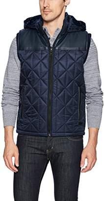 GUESS Men's Spence Vest