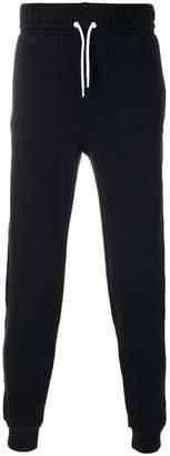 MAISON KITSUNÉ drawstring track pants