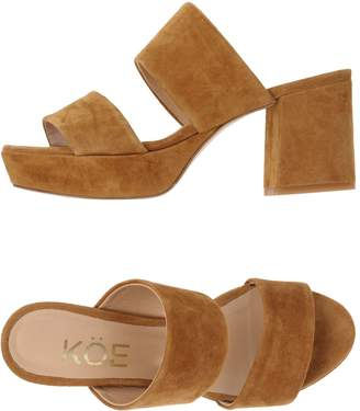 KOE Sandals - Item 11390209SB