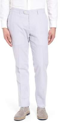 Kroon Andrew AIM Flat Front Seersucker Trousers