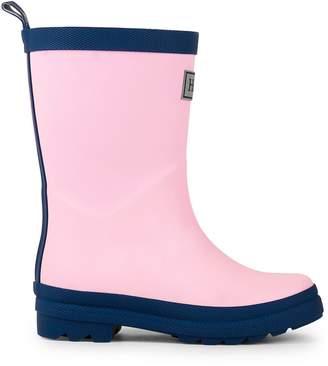 Hatley Kid's Two-Tone Rain Boots