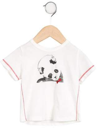 Jean Bourget Boys' Panda Graphic T-Shirt