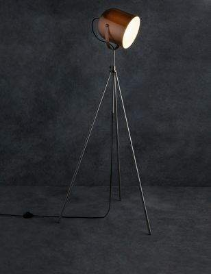 Marks and Spencer Pinero Tripod Floor Lamp
