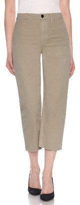 Women's Joe's The Jane High Waist Crop Pants $188 thestylecure.com