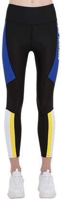 P.E Nation Motion Strike Stretch Techno Leggings