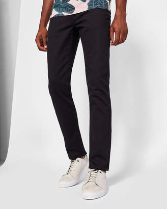 Ted Baker SENOIRE Straight fit over dyed jeans