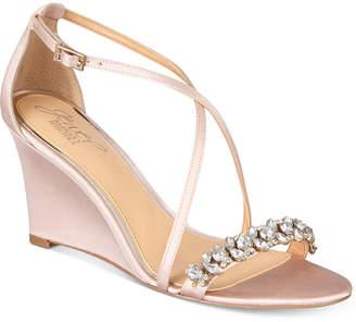 Badgley Mischka Little Evening Sandals Women Shoes