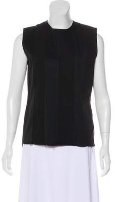 J.W.Anderson Sleeveless Wool Top
