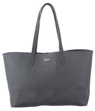 Brooks Brothers Textured Leather Tote