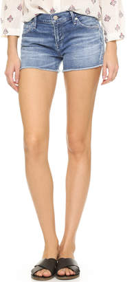 Citizens of Humanity Ava Cutoff Shorts $178 thestylecure.com