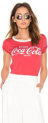 Junk Food Coca Cola Tee $45 thestylecure.com