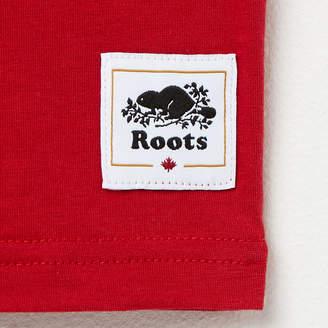 Roots Boys Canada Colourblock T-Shirt