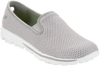 Skechers GOwalk Slip-on Mesh Sneakers - Dazzle