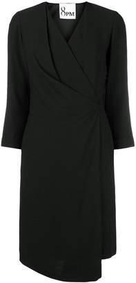 8pm Wrap Dress