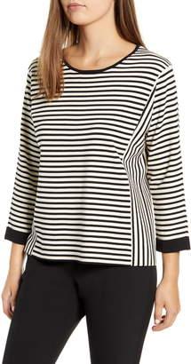 Anne Klein Stripe Sweater