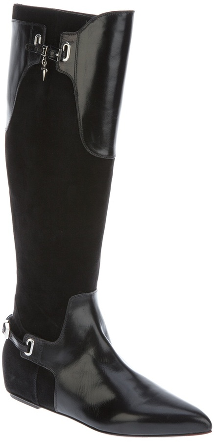 Cesare Paciotti pointed boot