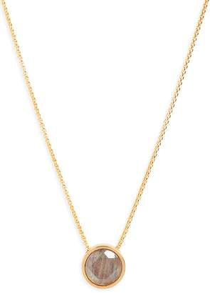 DEAN DAVIDSON Knockout Gemstone Pendant Necklace