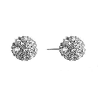 Gloria Vanderbilt 1 Inch Stud Earrings