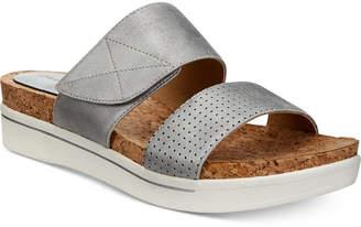 Adrienne Vittadini Calais Flat Sandals Women's Shoes