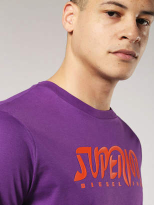 Diesel T-Shirts 0HARE - Violet - 3XL