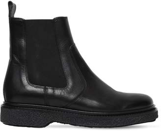 Isabel Marant 30mm Celtyne Leather Chelsea Boots