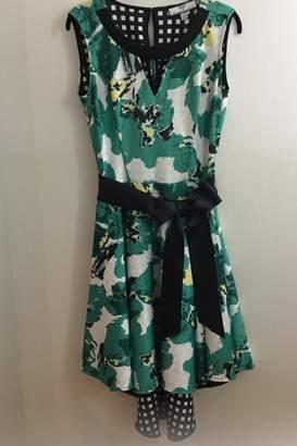 Katherine Barclay Multi Pattern Dress