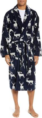 Majestic International Deer Hunter Velour Robe