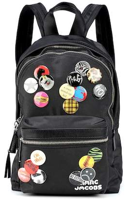 Marc Jacobs Tres Pack Badges Medium backpack