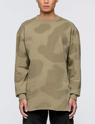 MHI Reversible Camo Crewneck Sweatshirt