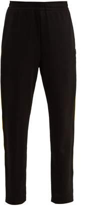 Acne Studios Norwich Face side-stripe jersey track pants
