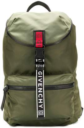Givenchy military style backpack