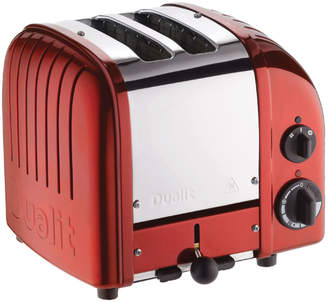 Dualit Apple-Red NewGen 2-Slice Toaster