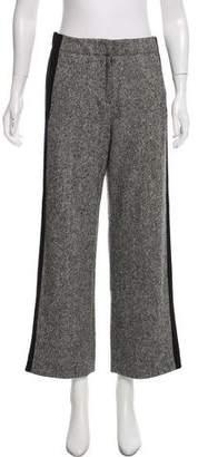 Rag & Bone Virgin Wool Mid-Rise Pants