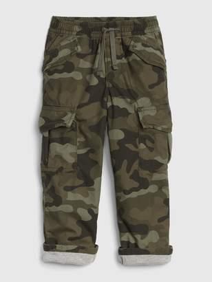 Gap Toddler Lined Cargo Pants