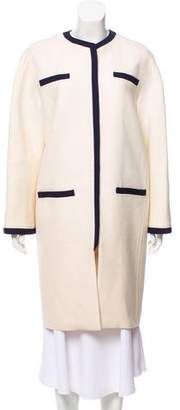 Valentino Structured Collarless Jacket