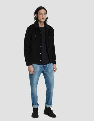 Levi's Type III Sherpa Trucker Jacket in Black