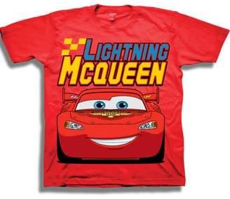 Disney Lightning McQueen Toddler Boy Raglan Graphic T-Shirt