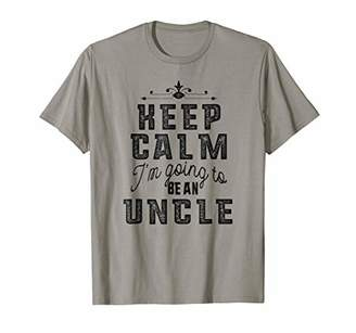 Family Tee Shirts I'm Going To Be An Uncle T-shirt Men
