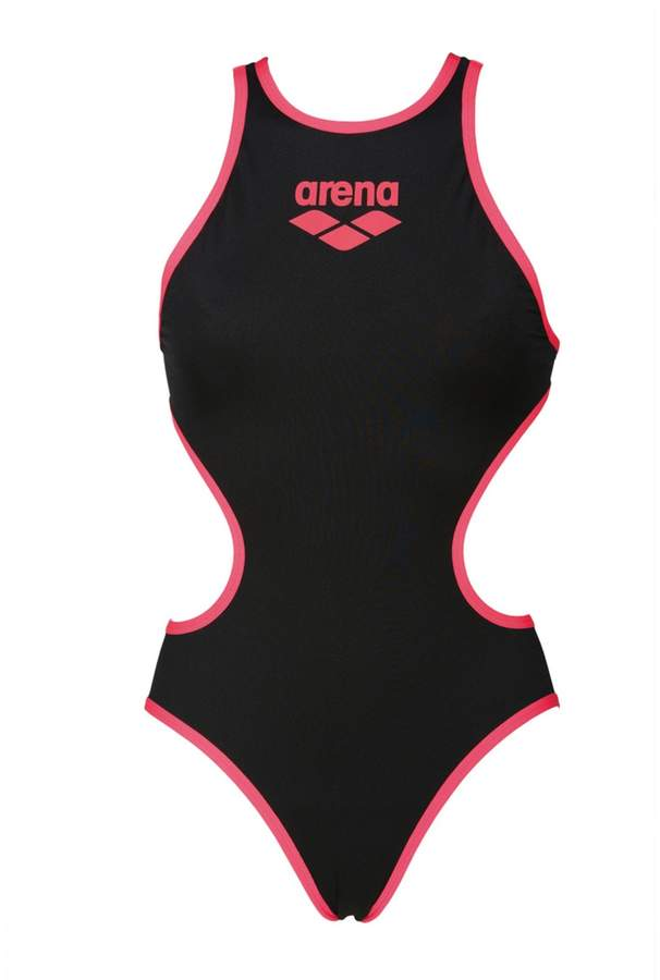 Sports Swimsuit with Cut Out Details